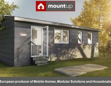 Mount Up Mobil-Home / Housing container  PANORAMIC – RANGE I  35 m2