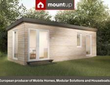 Mount Up Mobil-Home / Housing container  PANORAMIC – RANGE I  38 m2