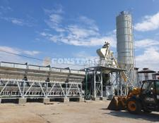 Constmach concrete plant STATIONARY 60 FULL AUTOMATIC CONCRETE FACTORY