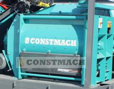 Constmach concrete plant 2 m3 TWIN SHAFT MIXER, CALL NOW, READY FOR DELIVERY