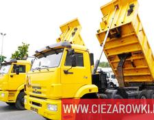 КАМАЗ dump truck 6540 , 8x4 , 20.000km mileage , backside tipper , manual , like
