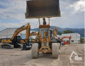 Liebherr wheel loader L 556 2plus2