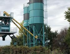 Constmach cement silo 75 TONNES CAPACITY CEMENT SILO, AVAILABLE FROM STOCK