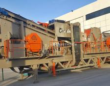 Constmach crushing plant 50 tph CAPACITY MOBILE CRUSHING PLANT FOR SALE