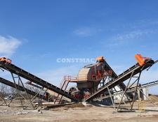 Constmach crushing plant GRAVEL SCREENING AND WASHING PLANT, 2 YEARS WARRANTY