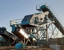 Constmach crushing plant Fine Material Screw Washers For Sale