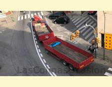 flatbed trailer LANZA